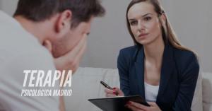 Terapia psicológica Madrid