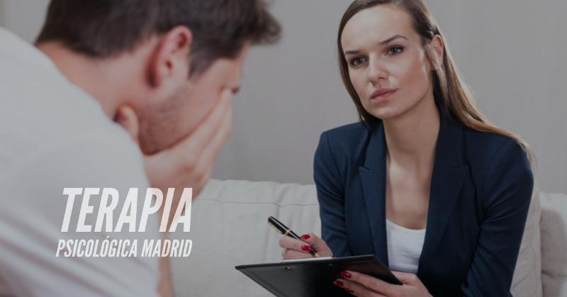 terapia psicologica madrid