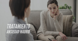 Tratamiento ansiedad Madrid