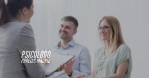 Psicólogo parejas Madrid