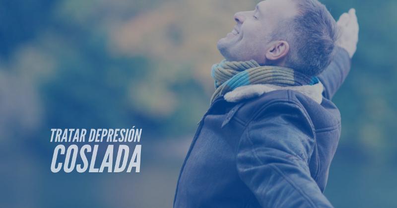 tratar depresion coslada