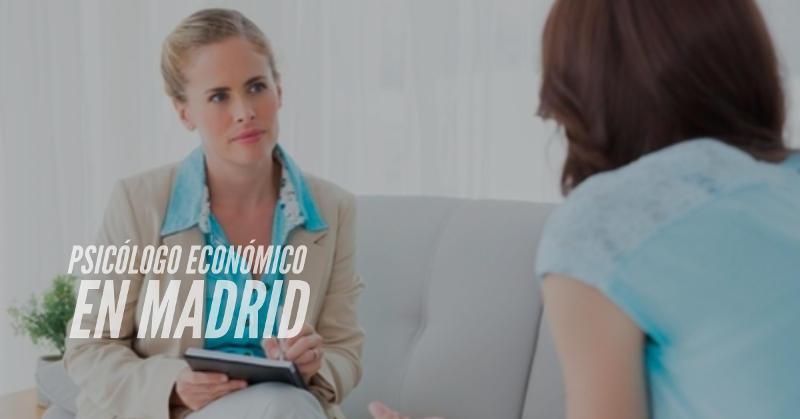 psicologo economico en madrid